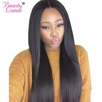 BEAUTY LUEEN HAIR Brazilian Virgin Hair Straight 100 Human Hair Weave Bundles Unprocessed Hair Weaving 1