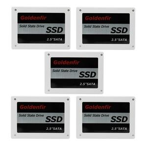 Goldenfir SSD 1 ТБ 2 ТБ 960 ГБ 500 ГБ 480 ГБ 240 ГБ 120 ГБ внутренний жесткий диск для ноутбука ПК SSD Sata 3 240 ГБ 120 ГБ 1 T
