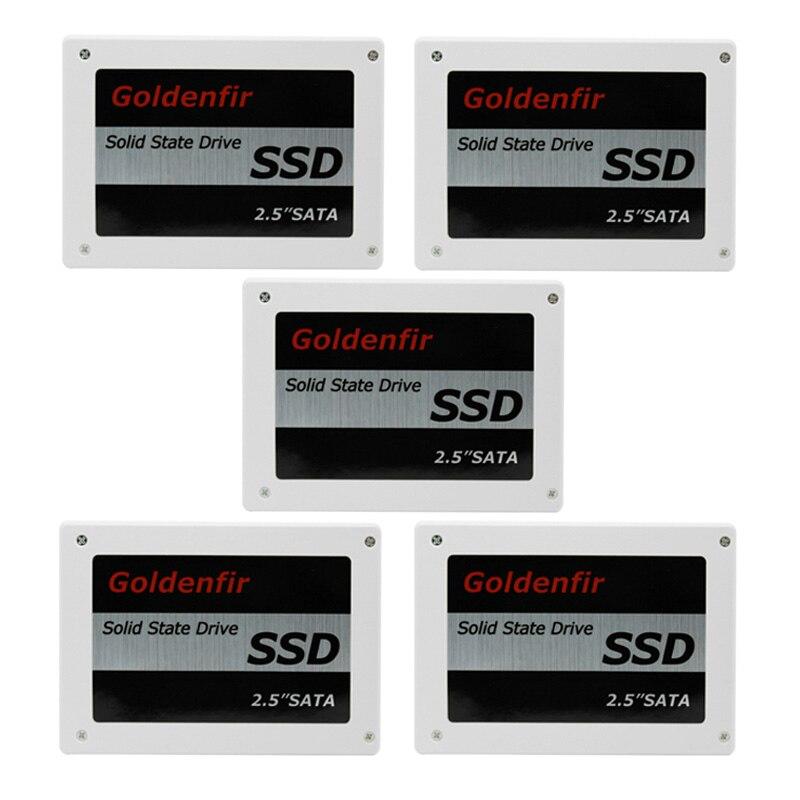 Goldenfir SSD 1 ТБ 2 ТБ 960GB 500GB 480GB 240 GB 120 GB внутренний жесткий диск для ноутбука ПК ноутбук SSD Sata 3 240 GB 120 GB 1 T Внутренние твердотельные накопители      АлиЭкспресс