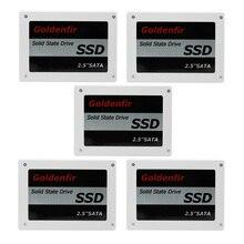 Goldenfir SSD 1 ТБ 2 ТБ 960 GB 500 GB 480 GB 240 GB 120 GB внутренний кабель для жесткого диска для ПК ноутбук SSD Sata 3 240 GB 120 GB 1 T