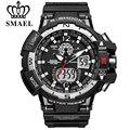SMAEL Luxury Brand Men Sports Relojes Del Deporte Led Digital Relojes de Pulsera Hombre Masculino Del Relogio Impermeable Para Hombre Reloj de Cuarzo