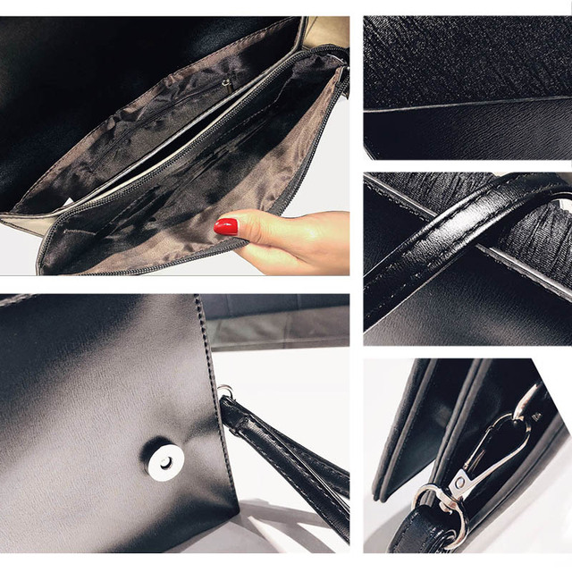 Elegant Envelope Clutch Bag for Women