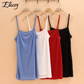 New 2016 Summer Women Tank Top Spaghetti Strap Vest Comfortable Sleeveless Shirt Backless Casual Trend All Match Sexy Tops Women
