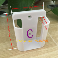 Media Gree Air Conditioner Wall Mount Remote Control Holder Wall Mounted 1PCS Lot