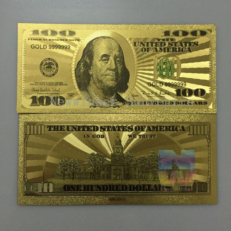 фото всех купюр долларов