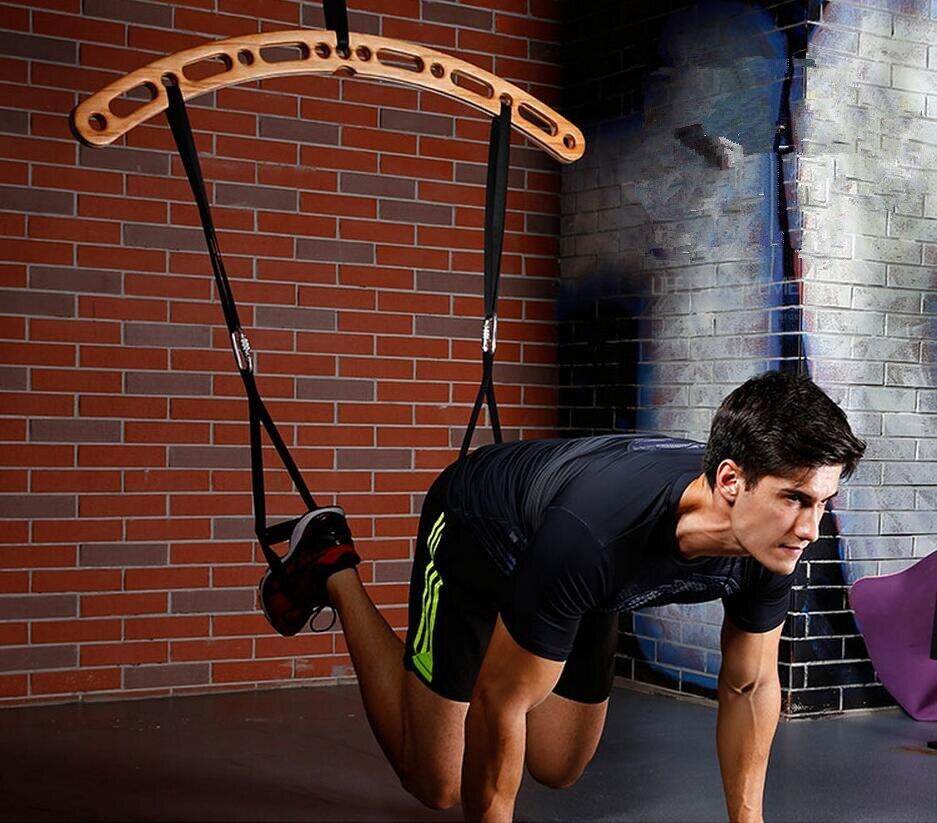 Многофункциональный силовой столб yoak, тренировочный рычаг баланс тела ручной эспандер тугой для баланса поезда