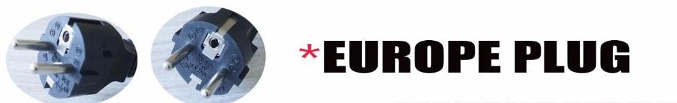 EUROPE PLUG