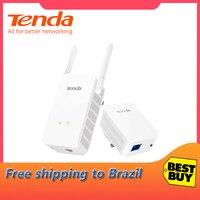 Tenda PH5 1000Mbps KIT Gigabit Power line Adapter AV1000 Ethernet PLC adapter Powerline Network Adapter IPTV homeplug AV2
