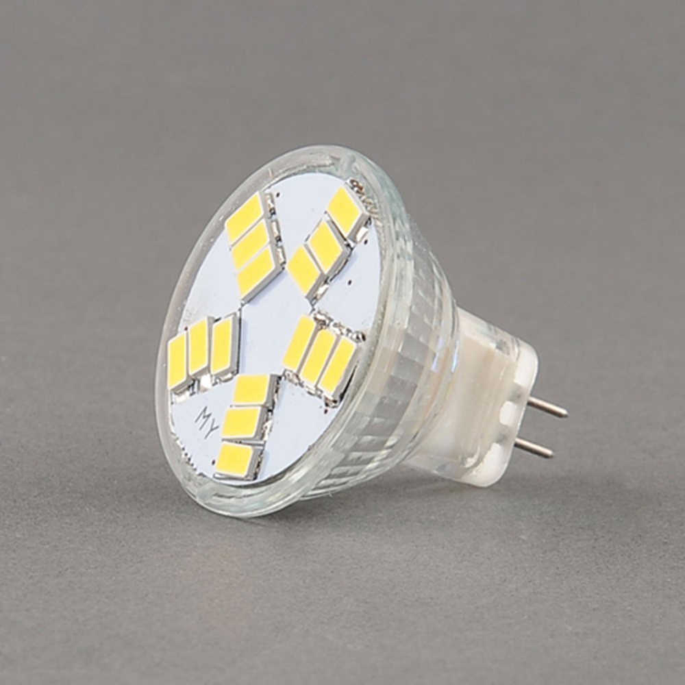 3pcs/lot 5730 SMD led Spotlight Spot Bulb Light Lamp MR11 base 4W 5W 7W DC12V LED  Warm White fast ship IL