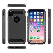 font b 2018 b font New Arrival Fashion Carbon Fiber Phone Cover Case for font