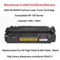 Série 13x q2613x cartucho de toner para hp laserjet 1300, 1300n Preto de Alto Rendimento (4,000 de Rendimento)