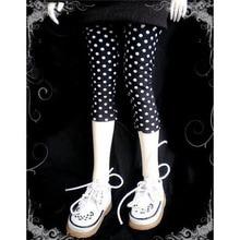wamami 10 Black Dots Pants Stockings 1 6 SD AOD DOD BJD Doll Dollfie