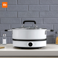 Xiaomi Mijia Induction Cookers Smart Electric Tile Oven Creative Precise Control Electric Cooktop Plate Hotpot Cooker