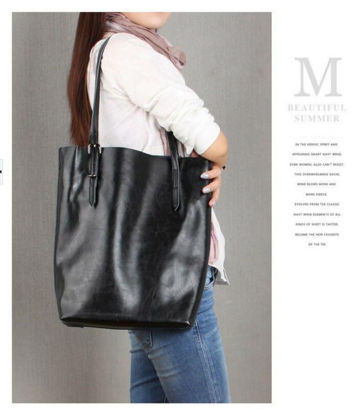 Bolso de cuero bolso de la moda Bolso multifuncional de las mujeres - Bolsos - foto 4