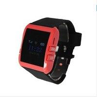 Hurtownie najnowszy przyjazd Dzieci mini GPS/GPRS/GSM Starszych SOS Dziecko Dzieci wrist Watch GPS tracker