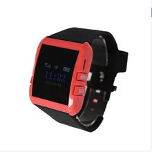Wholesales newest arrival Children mini GPS/GPRS/GSM SOS Child Elderly Kids wrist Watch GPS tracker