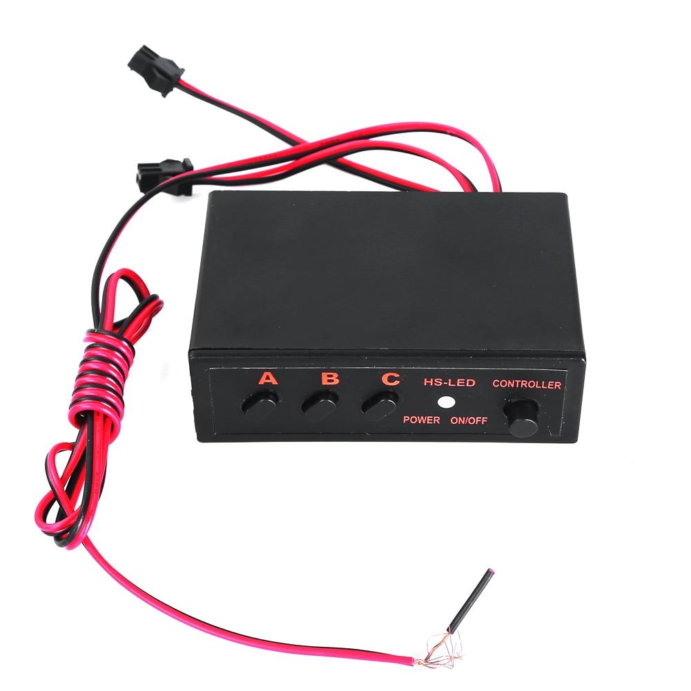 Автомобиль 1шт Регулятор СИД DRL дневного света лампы ДРЛ авто включения/выключения контроллер 12 В для авто аксессуары