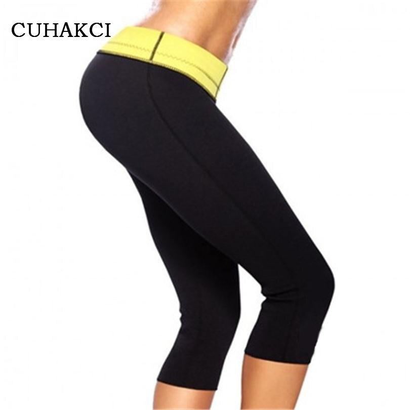 CUHAKCI European American   legging   shapers neoprene slimming women   leggings   shaping self-heating neutral girls body fashion K083