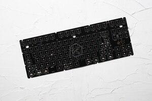 Image 2 - Механическая клавиатура xd87 XD87 XD80, набор на заказ, 80% поддержка s, поддержка, поддержка, RGB, печатная плата, программируемая gh80, kle type c