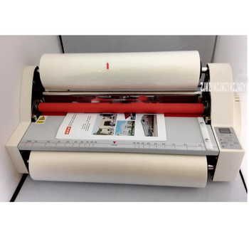"17.5"" V480 Paper Laminating Machine,Students Card,Worker Card,Office File Laminator.100% Guranteed Photo Laminator 0.1-5MM Film"