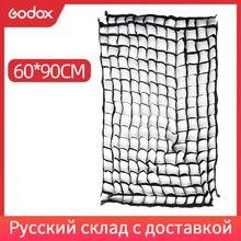 """Godox 60x90 cm/24 """"x 36"""" Photo Studio A Nido Dape Griglia per Strobe Flash Umbrella Softbox (griglia Solo)"""