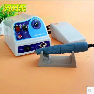 Free Shipping 45000rpm Dental Micro Motor SAEYANG MARATHON Micromotor N8+M45 For Drilling Polishing jewelery tools