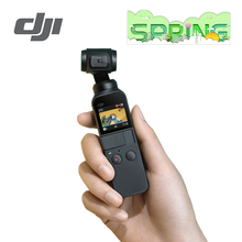 DJI Osmo Pocket 4K 60fps Video Mechanical Stabilization Intelligent Shooting 3-axis stabilized handheld camera