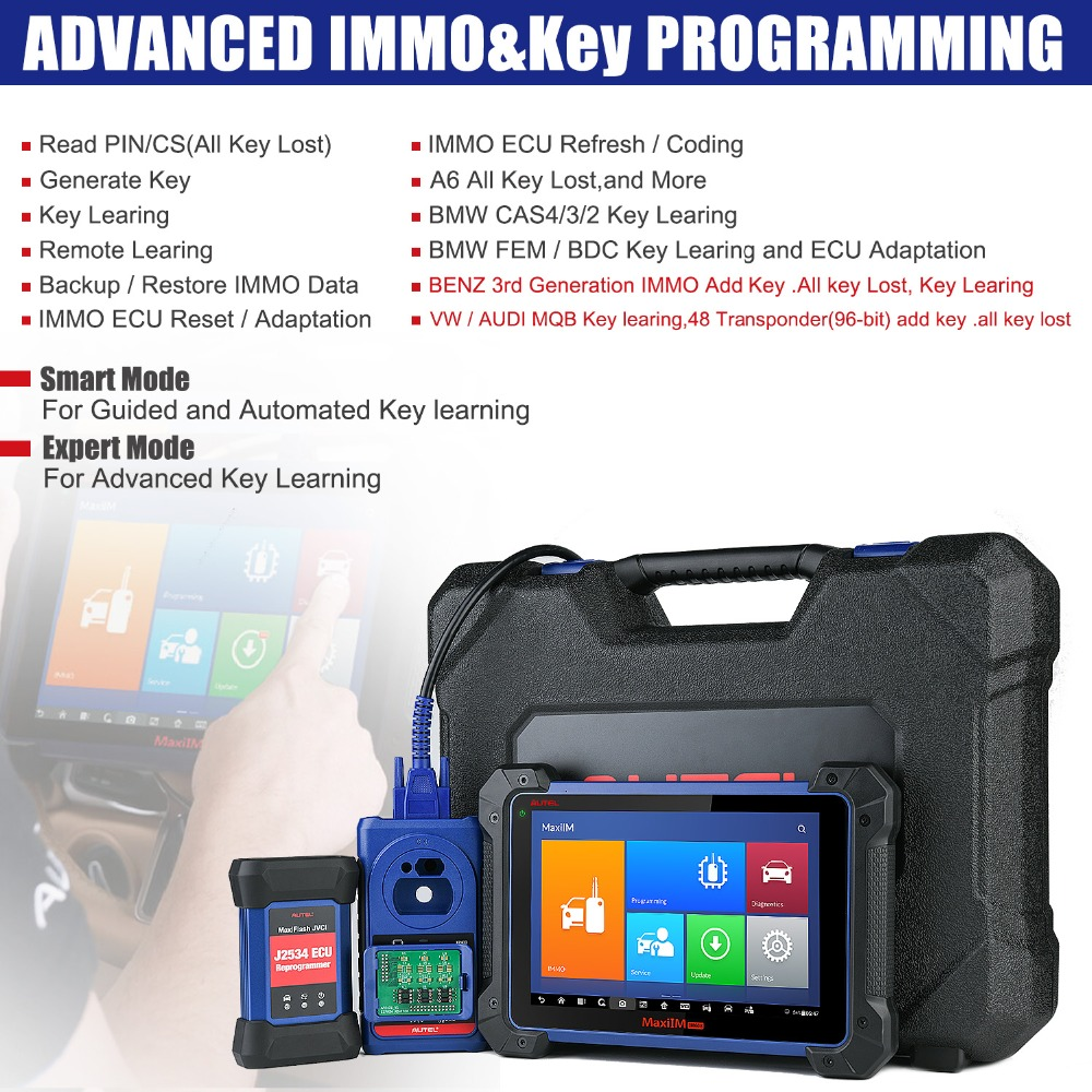 key gramming and advanced immo