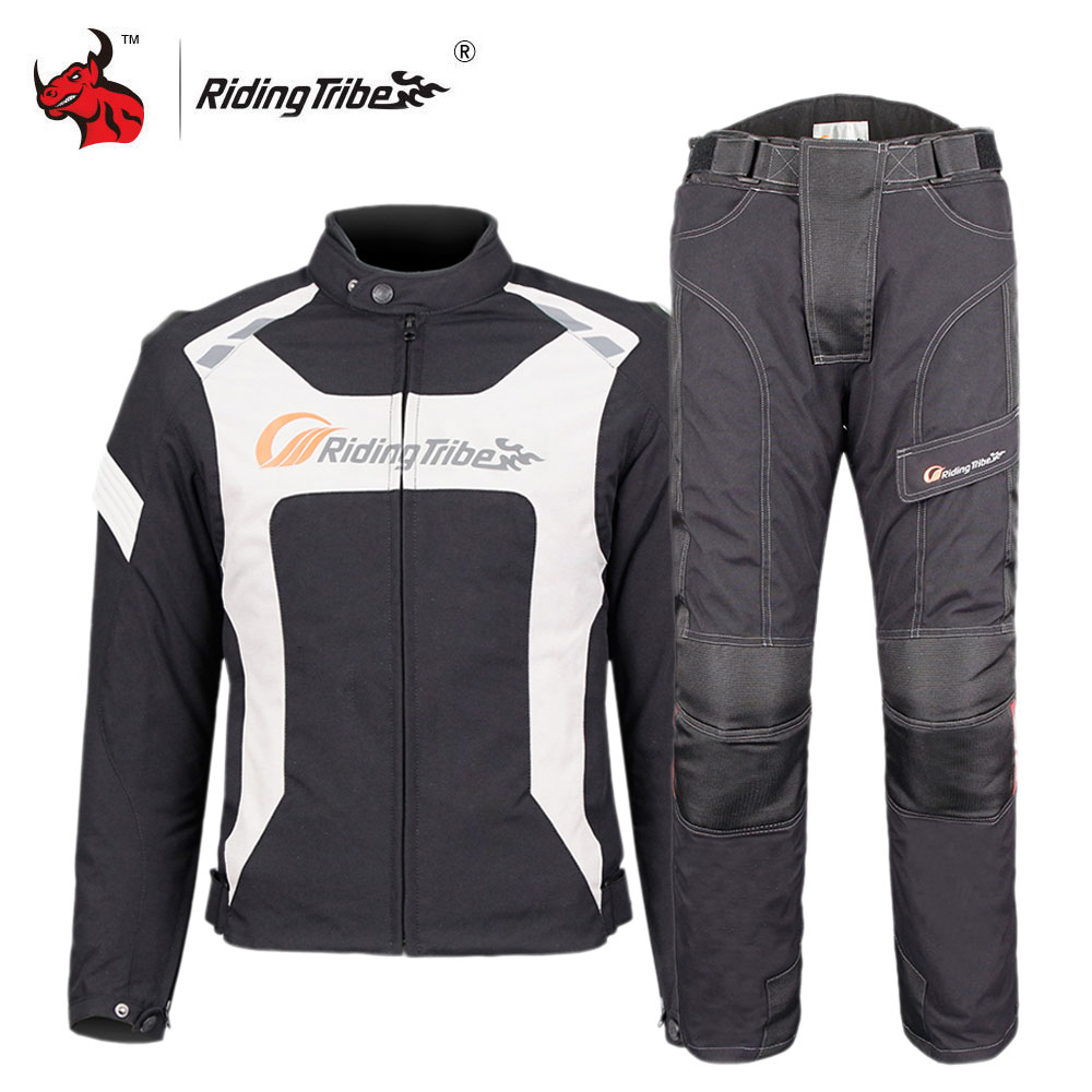 Riding Tribe Motorcycle Jacket Protective Gear Men Waterproof Moto Jacket Winter Keep Warm Motocross Off-Road Racing Clothing цена