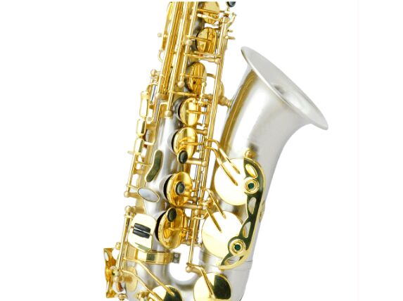 2016 sales free shipping salma 54 e flat alto saxophone cupronickel instrument double reinforcement copper wire