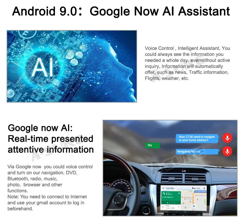 Android 9.0 VW Golf Transporter Passat 2 Din GPS DVD DAB+ WiFI 64