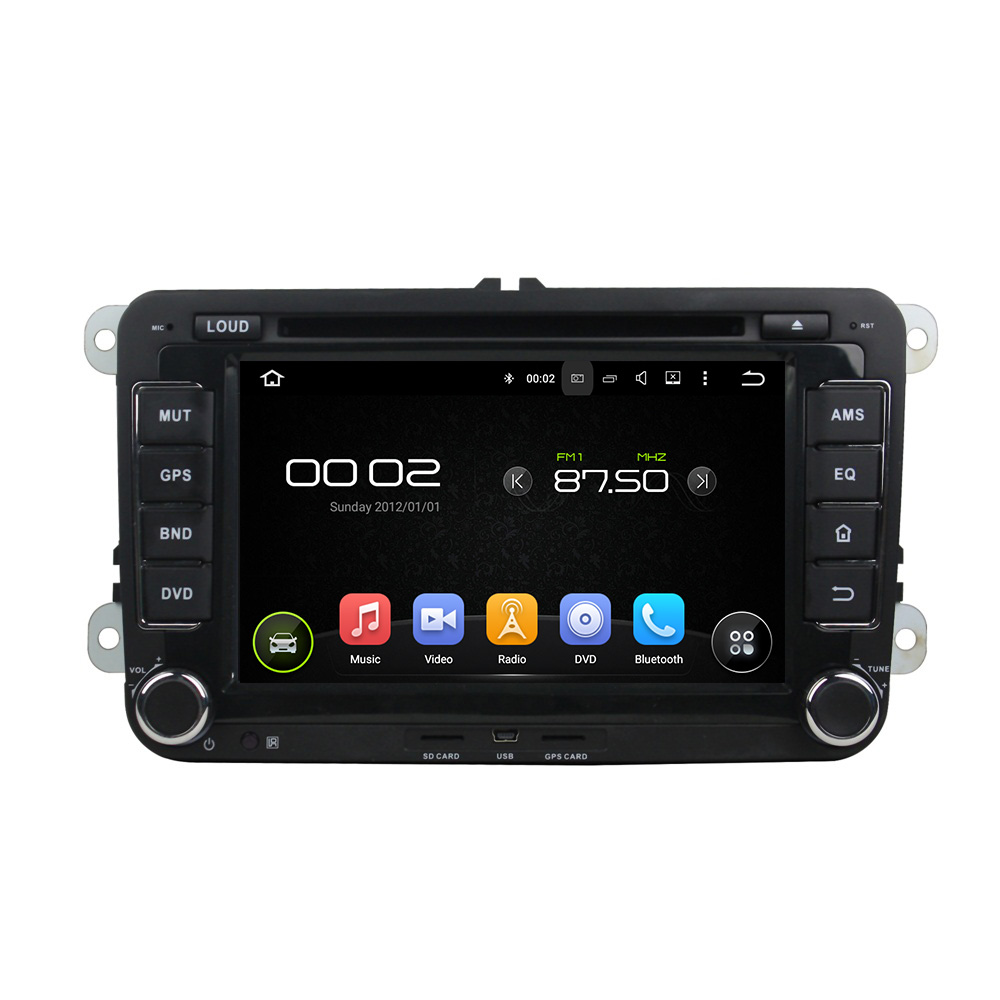 7 Android 6 0 Octa core Car Multimedia Player For VW Magotan Caddy Passat 2006 2012