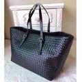 woven women bag designer Brand high quality women messenger bags 2016 luxury handbags women bags designer