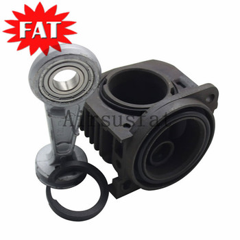 Compressore Sospensioni Pneumatiche Cilindro Testa del Pistone Canna Pistone Anello O Anelli Per Audi Q7 VW Touareg Cayenne 7L8616006A 7L0698007D