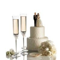 2 шт. Роскошные бессвинцовые Хрустальные Коктейльные стеклянные рюмки чашка флейта винный бокал для баров отель вечерние свадебные питьевы