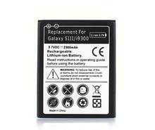 Гарантировано 100% 2300 мАч Moblie Сотовый Телефон Аккумулятор Для Samsung Galaxy S3 S 3 i9300 L710 i747 i535 R530 Бесплатная Доставка оптовая