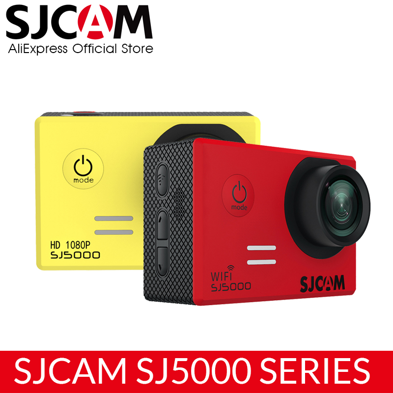 SJCAM SJ5000 Series SJ5000 SJ5000 WiFi Action Camera Notavek 96655 Sport DV 2 0 LCD Waterproof