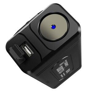 Image 5 - NITECORE linterna LED TM10K de 10000LM CREE XHP35 HD, foco para acampada, recargable, con batería integrada, venta al por mayor