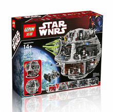LEPIN 05035 Star Wars Death Star limited edition Model Building Kit Millenniums Blocks puzzle Compatible Legoed 75159