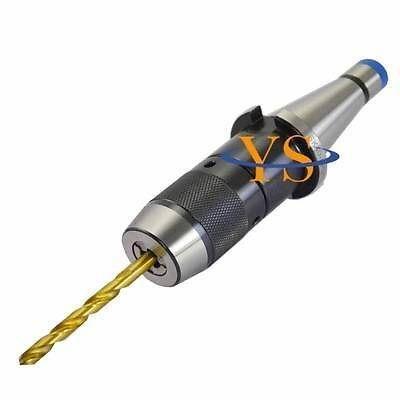 NT40 APU13 Keyless само плотно держатель сверла DIN2080 SK40 M16 arbor фрезерный станок