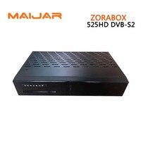 ZORABOX 525HD Linux Receptor Digital de Satélite DVB-S2/C + T2 Sintonizador Triple DM525HD OEM streaming H.265 Decodificador Full HD Cccam IPTV