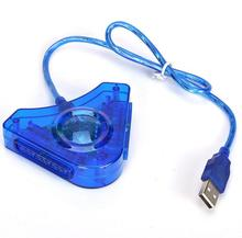 USB 2.0 Controller Adapter Converter for PS1 PS2 PSX to PC Sony Gamepad Joystick