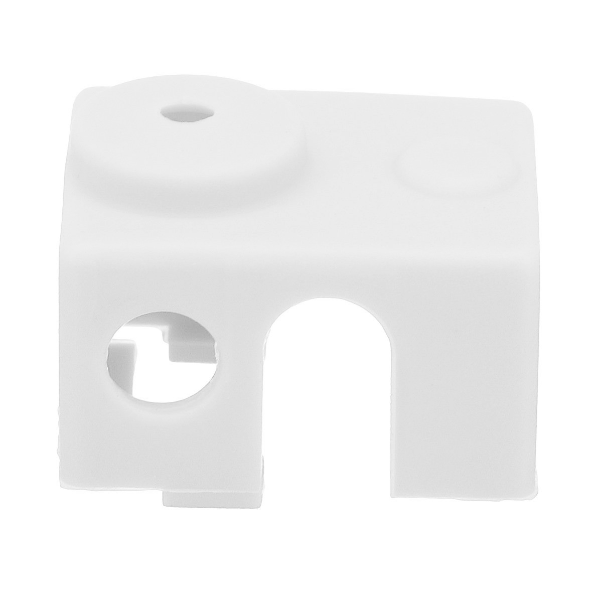 Image 4 - For V6 Silicone Case Box sleeve For V6 PT100 Hot End Cover 3D Printer Parts 3d Sensor Hotend Trianglelab Bltouch Titan Extruder-in 3D Printer Parts & Accessories from Computer & Office