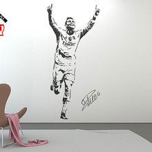 E Wall Roman Reigns Wall Decal Wrestlemania Wall Stickers