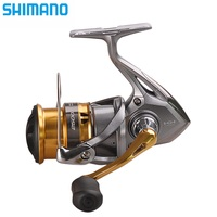 SHIMANO SEDONA C2000S C2000HGS 2500S 2500HG C300HG Spinning Fishing Reel 4BBHagane Gear Carretilha Moulinet Peche Carretes
