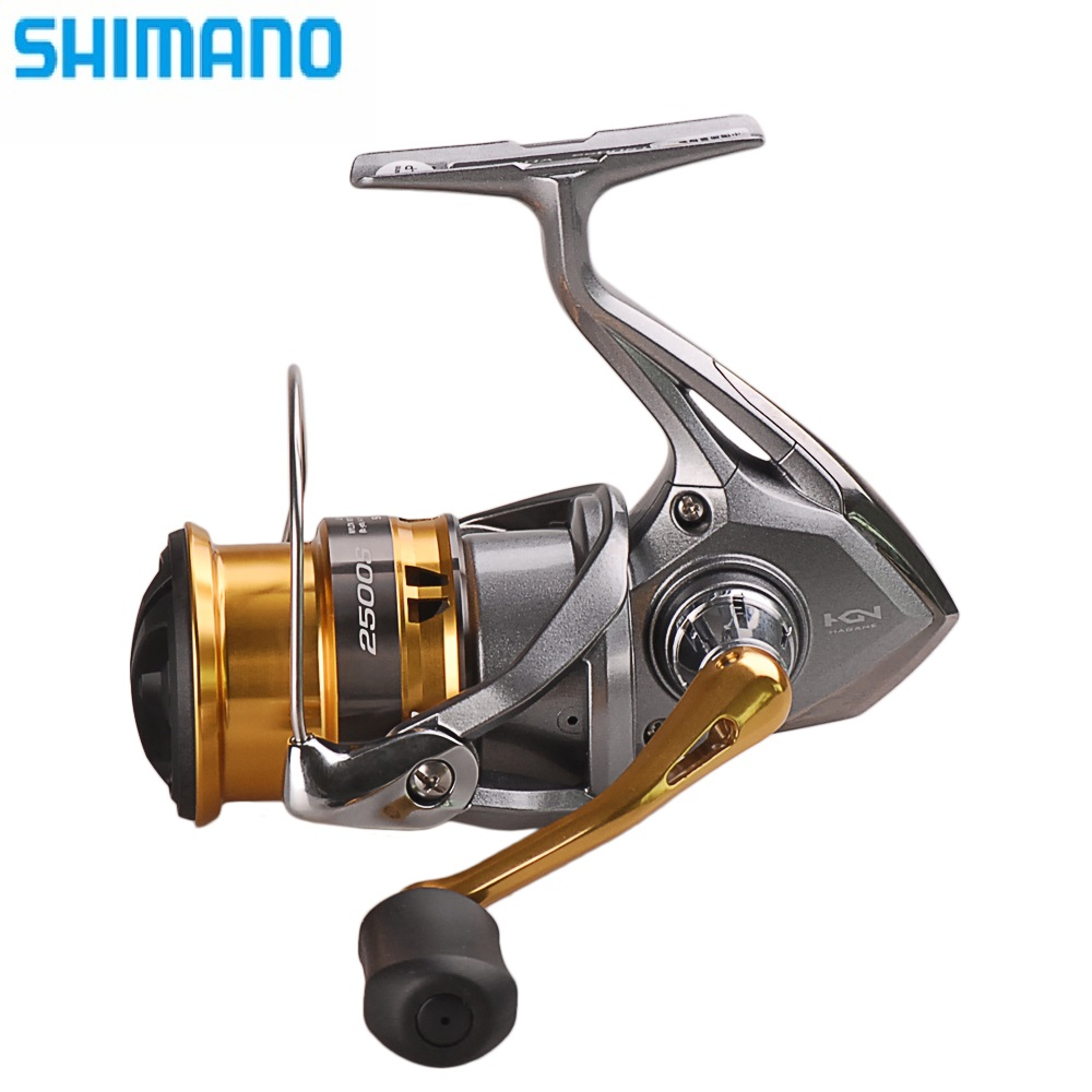 SHIMANO SEDONA C2000S/C2000HGS/2500S/2500HG/C300HG Spinning Fishing Reel 4BBHagane Gear Carretilha Moulinet Peche Carretes Pesca original shimano bass one xt 150 151 right left baitcasting reel 7 2 1 5bb 5kg svs syetem fishing reel carretilha moulinet peche