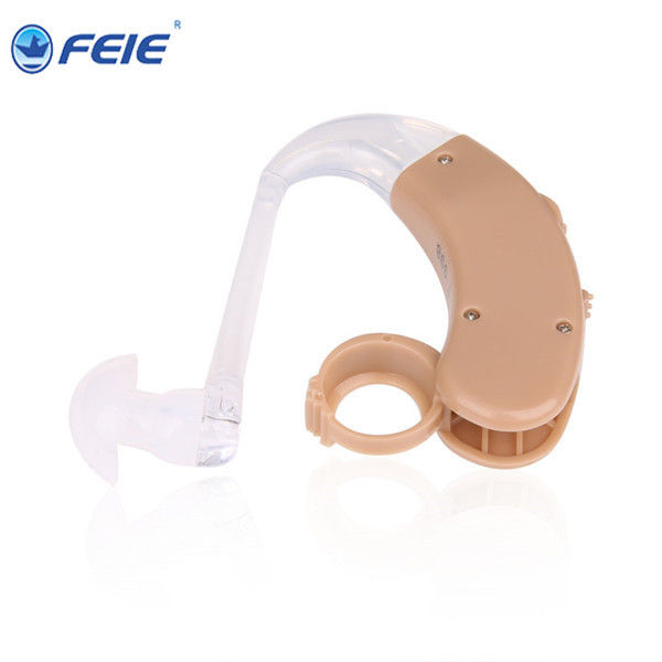 2 PCS Favorable Price New Sound Analog BTE Type Hearing Aid S-998 HEARING AIDS for the hearing impaired