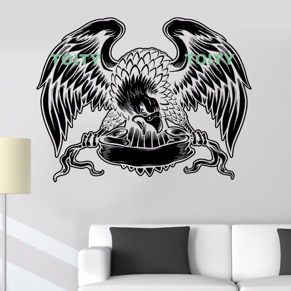 Aliexpress.com : Buy Vinyl Wall Decal American Eagle