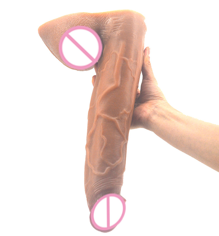 FAAK 13inch huge dildos realistic penis massive cock large sex toys for women female masturbator man sex products anal toys 10