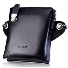 Teemzone-Multi-Pack (Taille + Schulter + Crossbody) Super Design Fashion Street Rindsleder Handtaschen Männer damentaschen J25